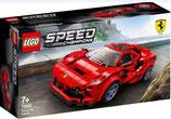Speed Champions Ferrrari F8