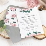 Invitación Boda Rose