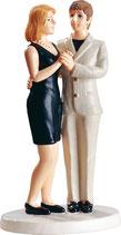 Figura pastel novias Ref: 2867