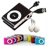 MP3 Player Clip Ref. 4653 stdo