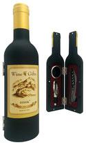 Botella set de vino Ref. 4650