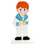 Figura pastel marinero REF. 24012