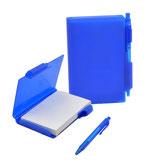Ref. 27293 Agenda y boli azul