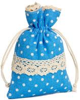 Bolsa lunares azul Ref. 24122
