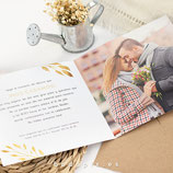 Invitación boda Dalia