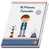 Libro de comunión Ref. 8576