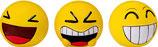 Hucha stda. emoticonos Ref. 8683