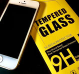 9H Tempered Glass 2.5D