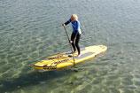 Stand Up Paddle am Bodensee - 10er Karte für Verleih