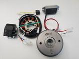 Accensione elettronica Vape con pickup (sensore induttivo) esterno per blocco motore cnc/ricavato dal pieno