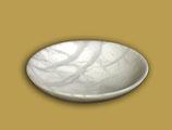 Alabasterschale, Durchmesser ca. 12 cm