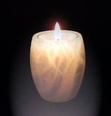 """Alabasterleuchter """"Kerze"""" - ca. 8 cm"""