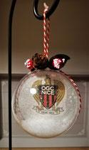 Boule de Noël OGCNice N°2