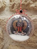 Boule de Noël OGCNice