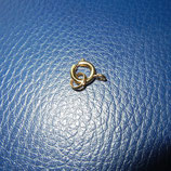 Ringelverschluss zweiteilig
