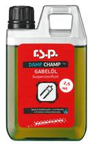 DAMP CHAMP  250ml.    (Gabel &. Dämpfer Öl)