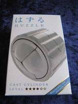 Huzzle Cast Cylinder (Kategorie: Schwer) - NEU