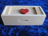 Money Trick Box Herz (Kategorie: Mittelschwer) - Neu