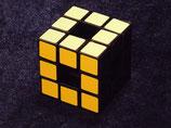 Zauberwürfel 3x3x3 mit Loch (Kategorie: Schwer)
