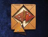 Dreiecksbeziehung klein (Kategorie: Mittelschwer)