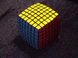 Zauberwürfel 7x7x7 (Kategorie: Fast unmöglich)