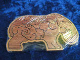 Elefant klein (Kategorie: Leicht)