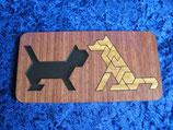 Hund und Katz (Kategorie: Mittelschwer)