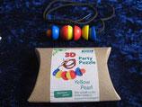 Party Puzzle Gelbe Perle (Kategorie: Leicht) - NEU