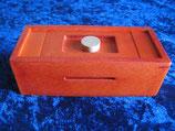 Money Trick Box 1 Knopf (Kategorie: Schwer) - NEU