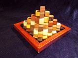 Kristallpyramide (Kategorie: Schwer)