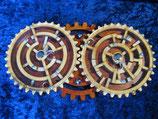 Zahnradlabyrinth (Kategorie: Mittelschwer)