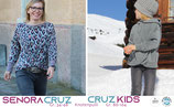 "Kombi-eBook ""SEÑORA CRUZ"" + ""CRUZ KIDS"""