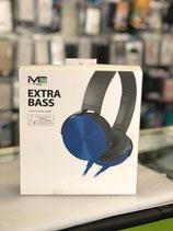 M2 TEC Extra Bass Kopfhörer