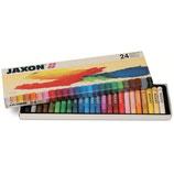 Jaxon Pastell-Ölkreide sortiert 24er-Et