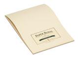 PAPER ROYAL - Briefpapierblock  40 SEITEN CHAMOIS