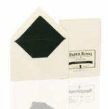 PAPER ROYAL-BRIEFUMSCHLAGPACK 20/C6 M.FARB.SF, CHAM.GERIPPT