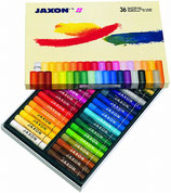 Jaxon Pastell-Ölkreide sortiert 36er-Et