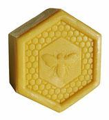 Savon alvéoles au miel