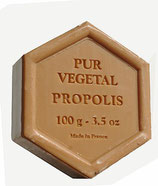 Savon alvéoles à la propolis