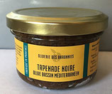 Tapenade d'olives noires pot de 90 g