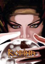 Robina - Die Legende vom Weltenbaum v. Silvia Kaniß