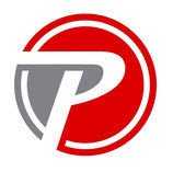 "Aufkleber ""P"" Logo"