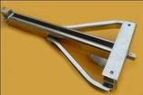 Ausdrehstütze Stahl verzinkt