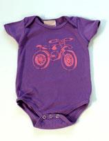 Dirt Bike Snapsuit (ORGANIC COTTON)