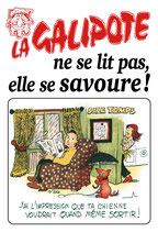 Lot 4 affiches LA GALIPOTE