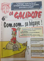 Journal LA GALIPOTE n° 138