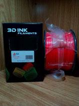 PLA rojo 1,75 mm.