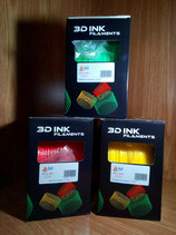 Pack 3 rollos PLA