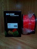 PLA rojo 3 mm.