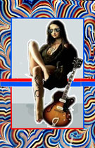 """Yoko Ono plays Bob Dylan"" D-3476"